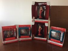 2013 Marilyn Monroe Musical Ornaments Lot (5)
