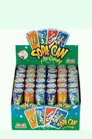 KIDSMANIA 72 SodaCan Fizzy Candy assorted flavr 17.78oz masterpak soda can party