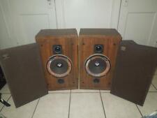 Pair of Vintage Cerwin Vega D-2 / D2 Speakers - As Is, Needs to be Refoamed