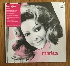 Marisa s/t German 2002 Reissue LP Whatmusic.com (Bossa Jazz)