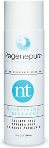 REGENEPURE NT HAIR LOSS REGROWTH ANTI DHT NOURISHING SHAMPOO CONDITIONER