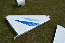 Piper PA-28 Cherokee Vertical Fin, PN 63500-00, vertical stabilizer