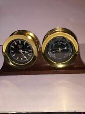 New ListingChelsea Clock And Barometer Set Newport Brass