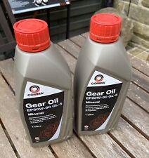 2X Comma EP80W-90 1L GL5 Gear Oil - EP80901L - API GL-5