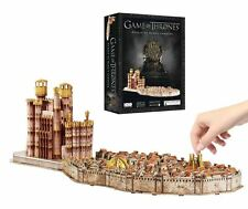Game of thrones 4D puzzle kings landing cityscape puzzle