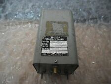GREENRAY YH-278-89 RF Precision Frequency Source 51.4 MHz SMA Input: 24 & 28 VDC