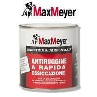 Antiruggine Rapida Essiccazione Interno/Esterno Ferro MaxMeyer Rosso Anticorrosi
