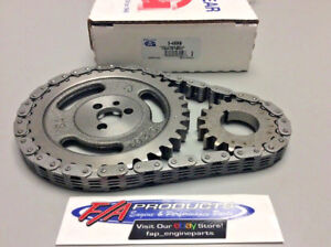 Small Block Chevy 1955 through 1969 265 283 327 Engine Timing Set Melling 3-489S