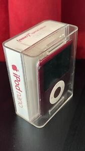 Apple ipod Nano 3rd generation 8GB Product Red