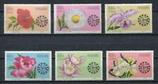 37274) PANAMA 1966 MNH** Flowers 6v Scott# C343/48