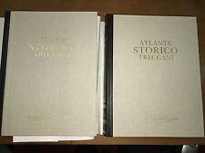 ATLANTE STORICO TRECCANI - ISTITUTO ENCICLOPEDIA ITALIANA TRECCANI, 2007 - 2 VOL