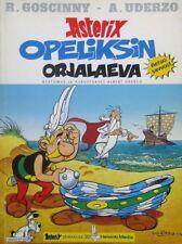 Asterix - Opeliksin Orjalaeva (All at Sea) - Softcover 1997 - Finnish Edition