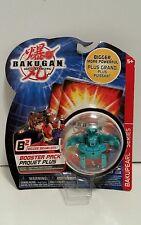 Bakugan B2 Bakupearl Green Ventus Tigrerra Booster Pack 2008 Battle Brawler New