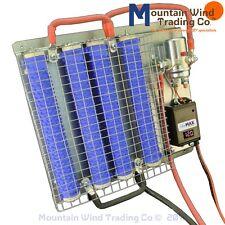 12 Volt Digital Charge Controller 1200 watt 4 Resistor Divert Load Wind & Solar