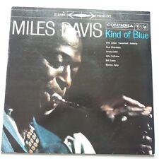 Miles Davis - Kind of Blue Vinyl LP 2007 German 180g Reissue Jazz EX/EX+