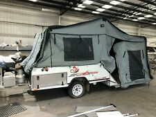 CUB CAMPERMATIC  FOLD UP CAMPER 2009 MODEL EASY TO ERECT.