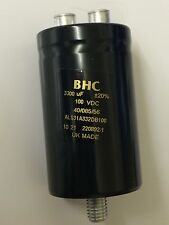 3300UF 100V KEMET BHC  ALS31A332DB100 BEST QUALITY INDUSTRIAL CAPACITOR  ad2L26