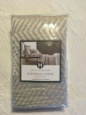 "Hotel Collection ""Matelasse' 4; Standard Pillow-Sham [New]"