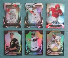 2012 BOWMAN PLATINUM BASEBALL LOT 94 CARDS LOADED ROOKIES INSERTS LINDOR RUSSELL