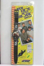 1990 Vintage Nelsonic New Kids On The Block Original Uhr Ovp Great Deal
