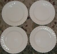 SET of 4  Johnson Brothers Regency Dessert / Bread & Butter Plates Made in Engl,