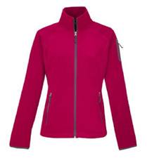 NEW Free Country Ladies Full Zip Micro Fleece Jacket Size Small $60 Retail