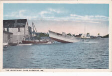 Cape Porpoise , Maine , 00-10s ; Boat Launching