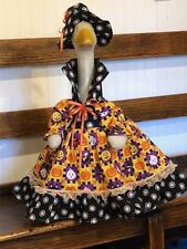 New for You, Halloween Hootenanny Goose Outfit by Silly Goose Made in USA