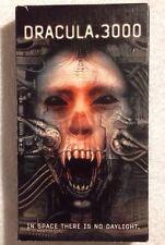 Dracula 3000 (Prev. Viewed VHS, 2004) Casper Van Dien, Erika Eleniak & Coolio