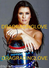 """Danica Patrick Race Car Driver HOT SEXY Bare Shoulders """"Indy Car Days"""" PHOTO!"""