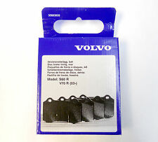 Genuine Volvo 2004-2007 V70R S60R Rear Brake Pads Set NEW OEM