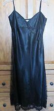 MAX STUDIO BLACK SILK LACE SHEATH EMPIRE WAIST DRESS SIZE 0 NWT'S $168 LBD