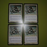 Scapegoat x4 Stronghold 4x Playset Magic the Gathering MTG