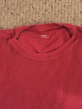 Gap Thermal Long Sleeve Men's Large