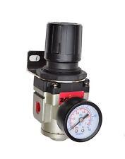 """Druckminderer 1/4"""" mit Manometer Druckregler Wartungseinheit bis 10bar 01572"""