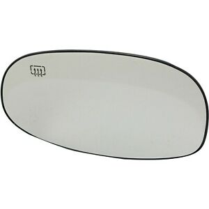21019069 New Mirror Glasses Driver Left Side Heated LH Hand for Saturn L200 L300
