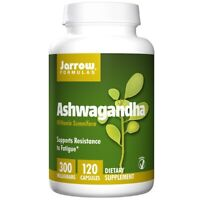 Jarrow Formula's Ashwagandha Root Extract 300mg 120 Veg Capsules | Energy