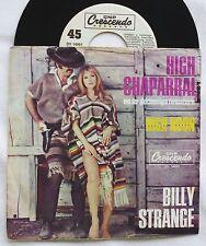 "7"" Billy Strange-High CHAPARRAL/High Noon single 1967"