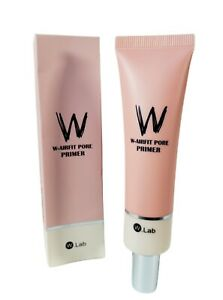 W.Lab - W-Airfit Pink Pore Primer 35g New in box EXP 10/2023