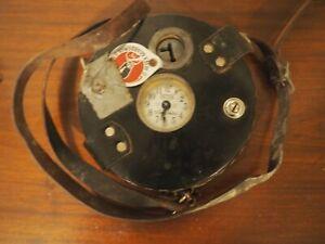 Detex Guardsman Watchman's Time & Date Record-No Key