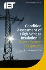 Condition Assessment of High Voltage Insulation in Power System Equipment (IET P