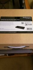StarTech Vs721Multi Multiple Video Input with Audio to Hdmi Switcher New In Box