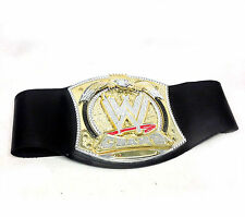 Deluxe WWE Wrestling SPINNING US TITLE BELT sound & light FX costume accessory
