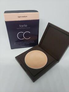 Tarte Colored Clay CC Undereye Corrector Light Medium 0.08 oz / 2.30g *read/pics