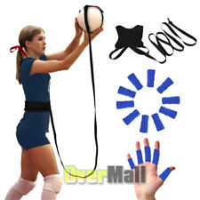 Volleyball Training Equipment Trainer Solo Practice Serving Ball Adjustable Cord