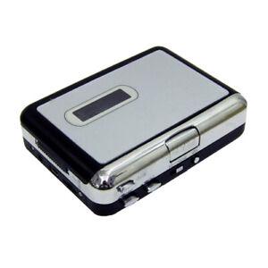 L26C USB MP3 Cassette Player Mc Digitizer Converter Recorder Adapter Music