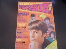 The Monkees, The Raiders, The Cowsills - Outasite Magazine 1968