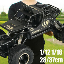 USA 28/37cm RC Monster Truck Car Scale 4WD 2.4Ghz Off-road Remote Control Car