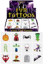 48x Bambini Bimbi MOSTRUOSO Tatuaggi Temporanei Trasferimenti