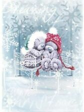 Me To You Dreaming of a White Christmas Bear Card
